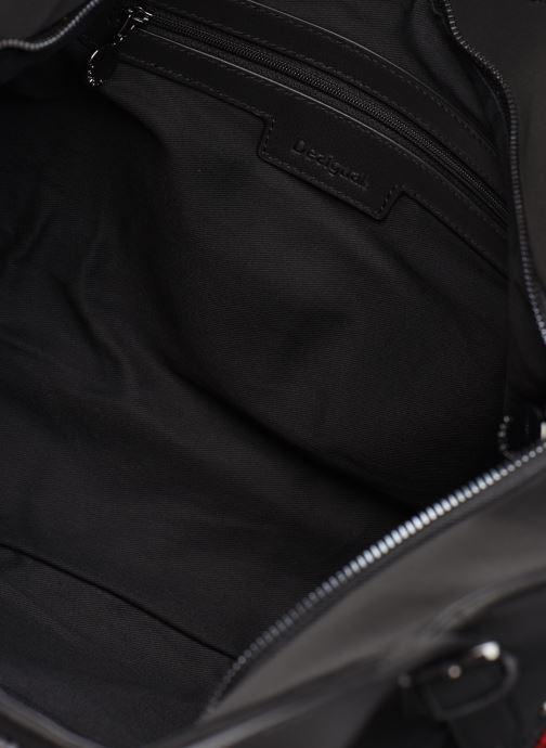 Handtaschen Desigual GEMINI ROTTERDAM, schwarz ansicht von hinten