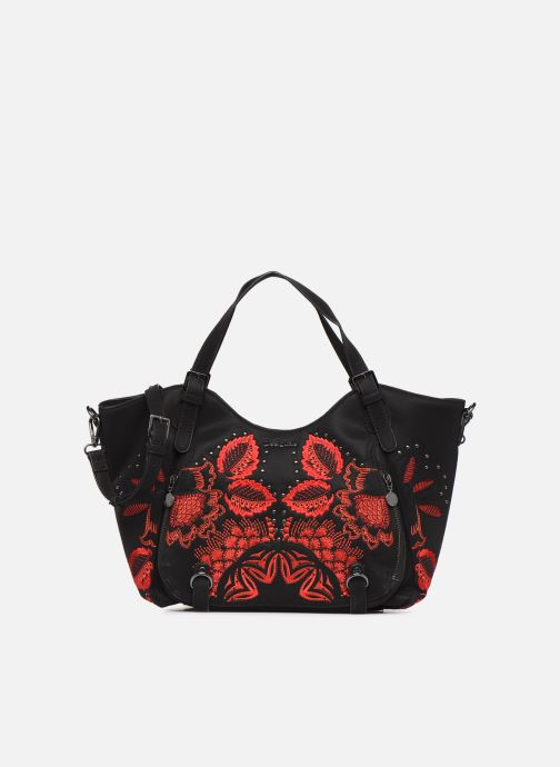 Handbags Desigual GEMINI ROTTERDAM, Black detailed view/ Pair view
