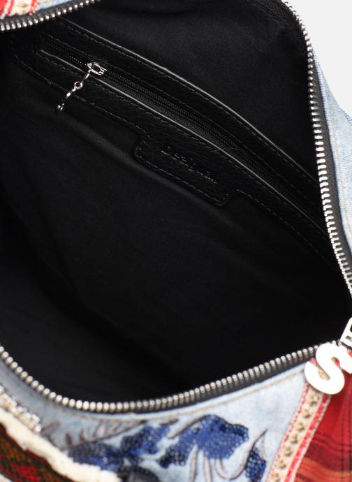 Handtassen Desigual RED DENIM LEEDS Multicolor achterkant