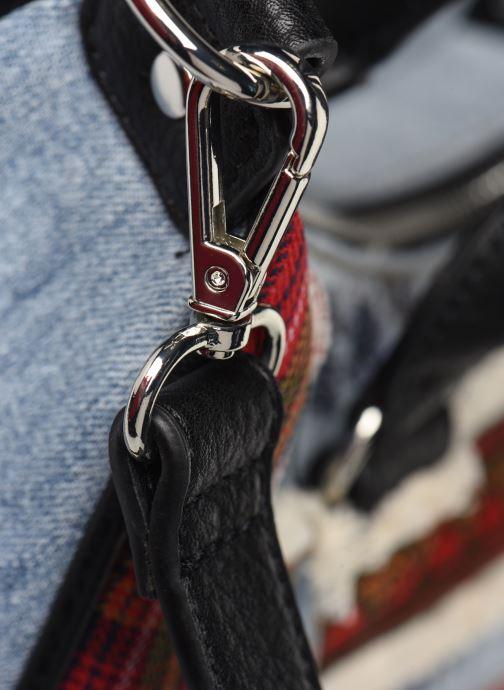 Handtassen Desigual RED DENIM LEEDS Multicolor links