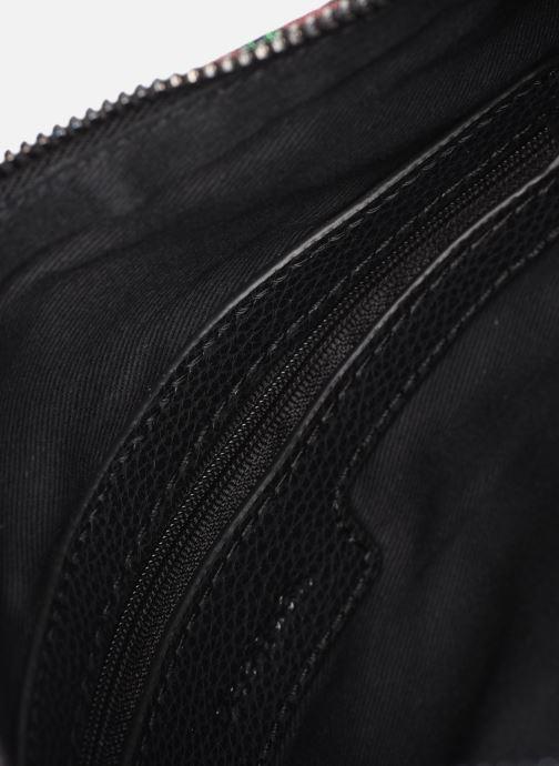 Handtassen Desigual UNIQUE KAKI KAUA Zwart achterkant