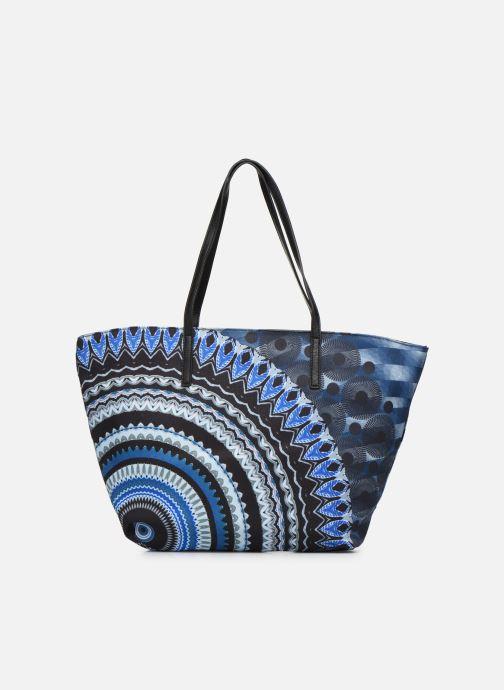 Handtaschen Desigual BLUE FRIEND SICILIA blau ansicht von vorne