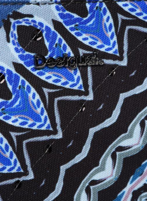 Handtaschen Desigual BLUE FRIEND SICILIA blau ansicht von links