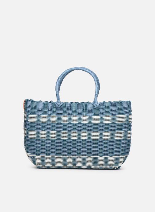 Handtassen Esprit Trish shopper Blauw voorkant