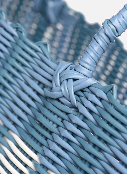 Handtassen Esprit Trish shopper Blauw links