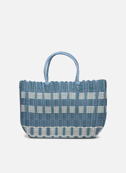 Handtassen Esprit Trish shopper Blauw detail
