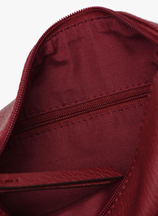 Handtaschen Esprit Tori medshldbag weinrot ansicht von hinten