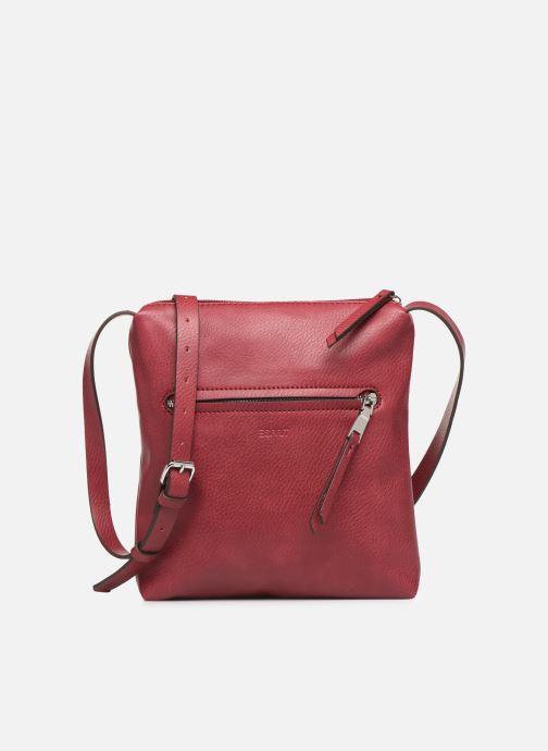 Handtassen Esprit Tori medshldbag Bordeaux detail