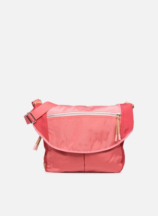 Handtassen Esprit Izumi messenger Roze detail