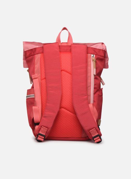 Rucksäcke Esprit Izumi backpack rot ansicht von vorne