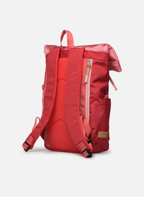Rucksäcke Esprit Izumi backpack rot ansicht von rechts