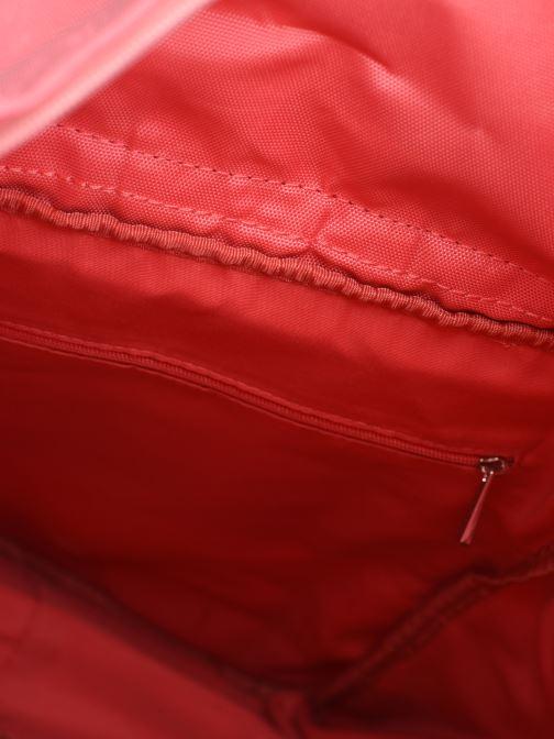 Rucksäcke Esprit Izumi backpack rot ansicht von hinten