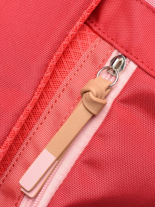 Rucksacks Esprit Izumi backpack Red view from the left