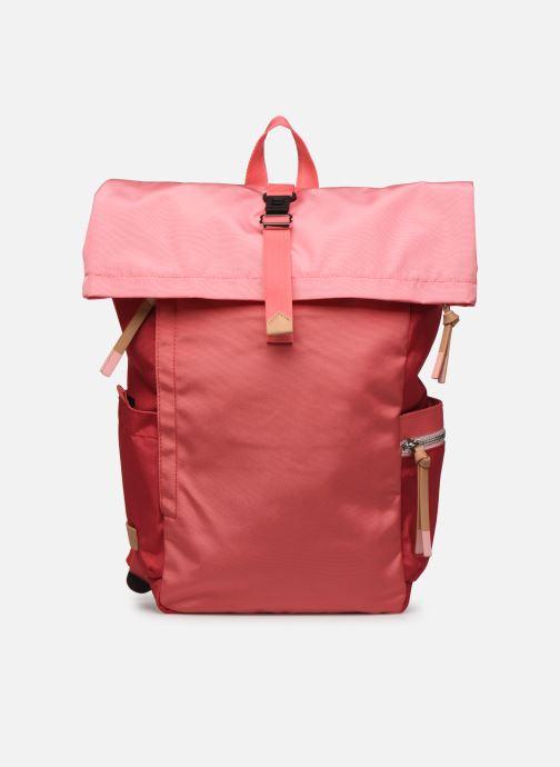 Rugzakken Esprit Izumi backpack Rood detail