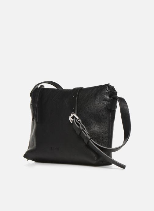 Bolsos de mano Esprit Florence smllsh Negro vista del modelo
