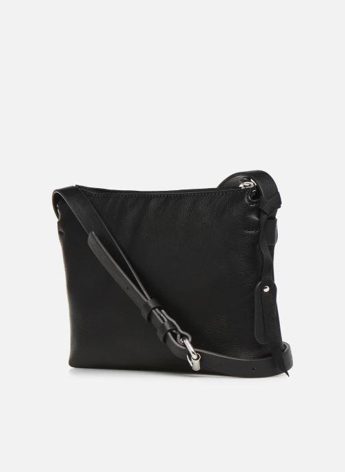 Bolsos de mano Esprit Florence smllsh Negro vista lateral derecha