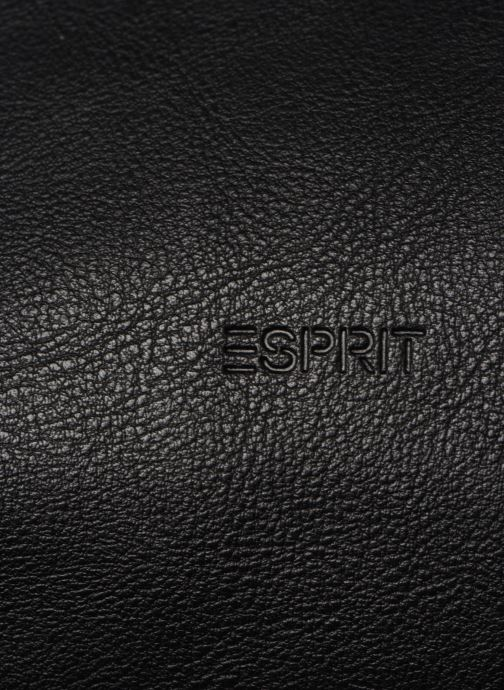 Bolsos de mano Esprit Florence smllsh Negro vista lateral izquierda
