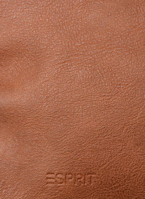 Handtassen Esprit Florence smllsh Bruin links