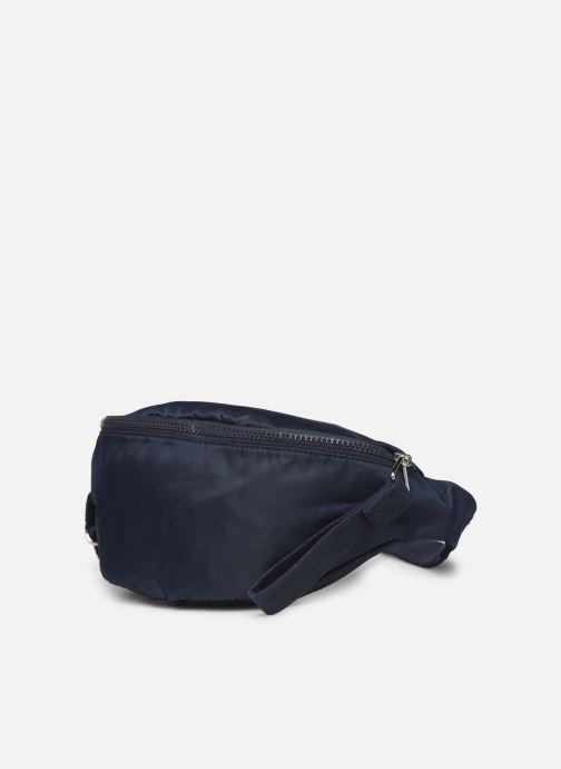 Pelletteria Esprit Teresa belt bag Azzurro modello indossato