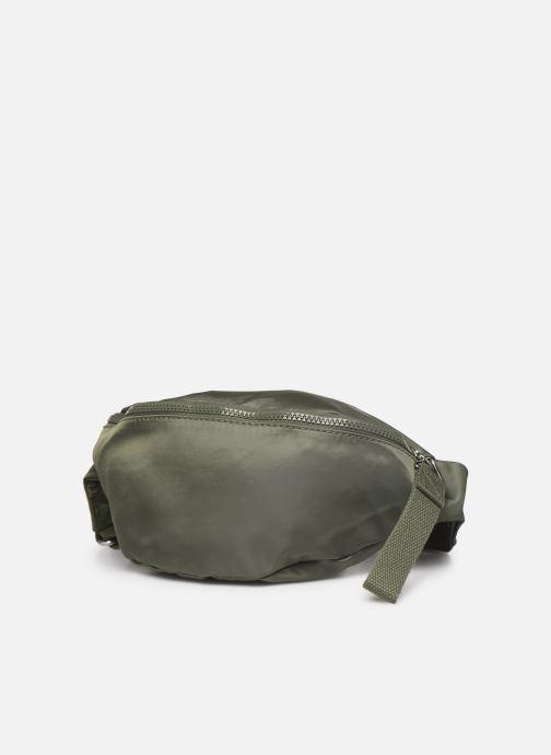 Sacs à main Esprit Teresa belt bag Vert vue portées chaussures