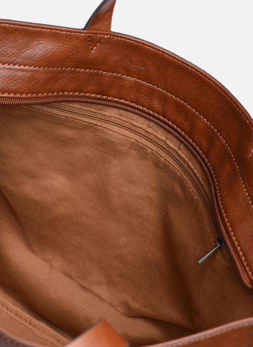 Handtaschen Esprit Tavi shopper Bags braun ansicht von hinten