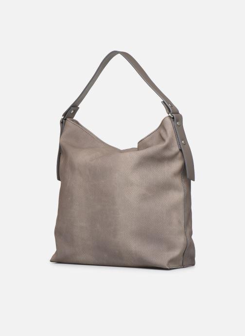 Handtassen Esprit Tasha hobo Grijs rechts