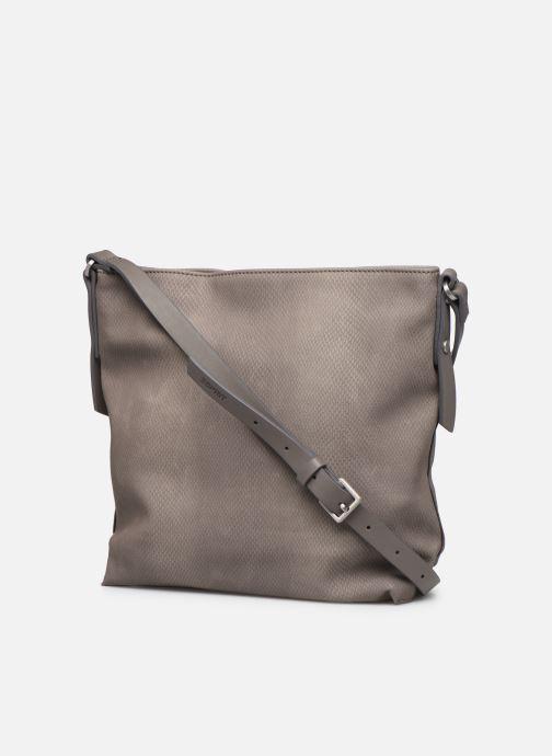 Handtassen Esprit Tasha shldbag Grijs rechts