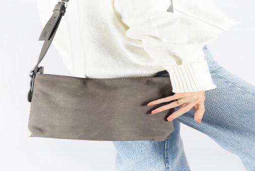 Sacs à main Esprit Tasha shldbag Gris vue bas / vue portée sac