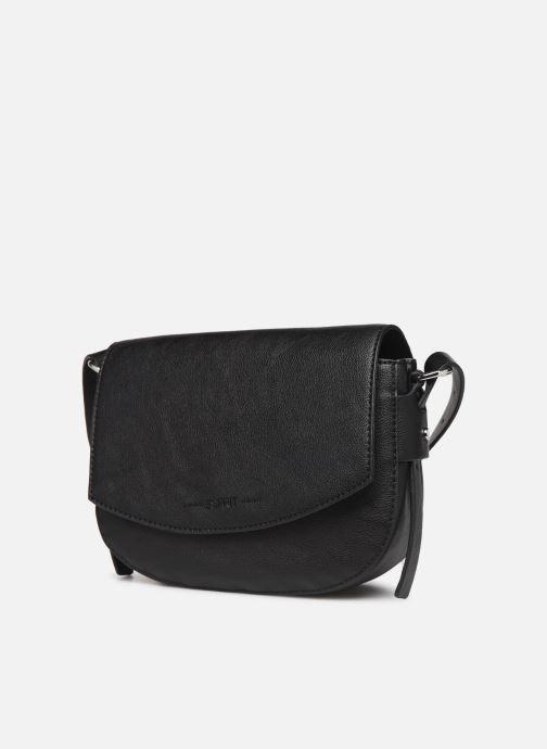 Handtassen Esprit Terry medshldbg Zwart model