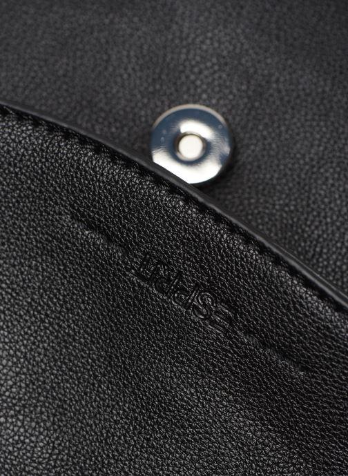 Handtassen Esprit Terry medshldbg Zwart links