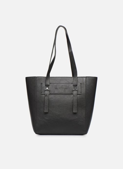 Handbags Esprit Terry shopper Black front view