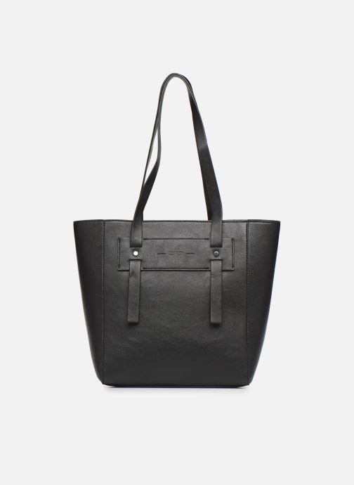 Handbags Esprit Terry shopper Black front view