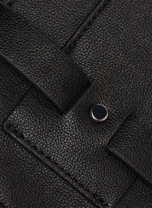 Handbags Esprit Terry shopper Black view from the left