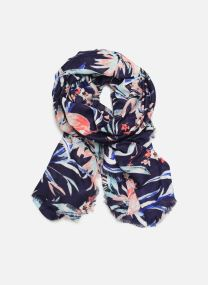 Flower Print Flamingo Scarf