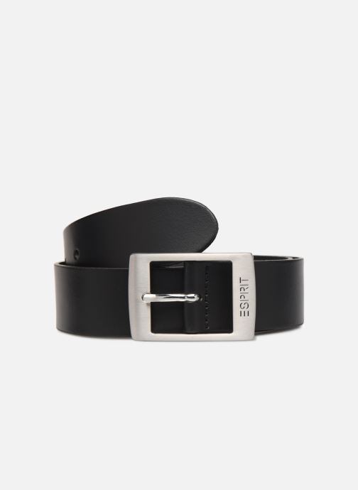 Riemen Esprit Xoctavia Belts leather Zwart detail