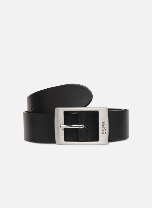 Cinturones Esprit Xoctavia Belts leather Negro vista de detalle / par