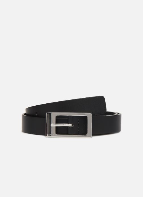 Cinturones Esprit Gamila Belts leather Negro vista de detalle / par