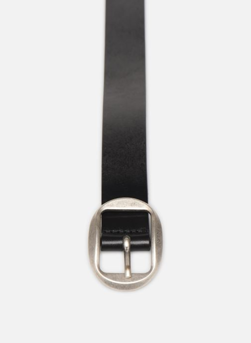 Cinturones Esprit Greta belt Belts leather Negro vista del modelo