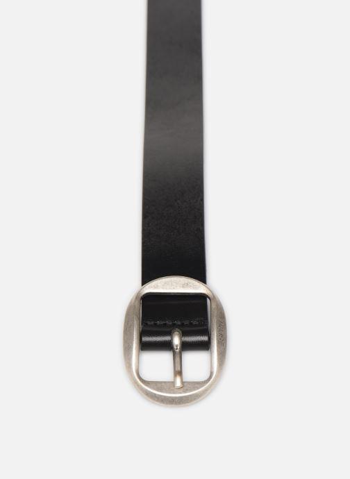 Cinturones Esprit Greta belt Belts leather Negro vista del modelo