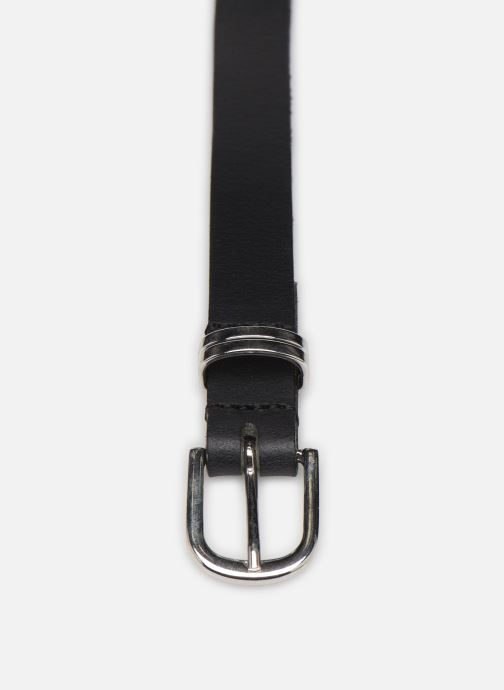 Riemen Esprit Metal loop belt Belts leather Zwart model