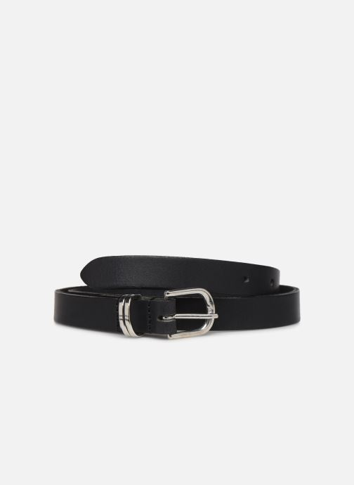 Riemen Esprit Metal loop belt Belts leather Zwart detail