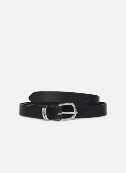 Cinturones Esprit Metal loop belt Belts leather Negro vista de detalle / par