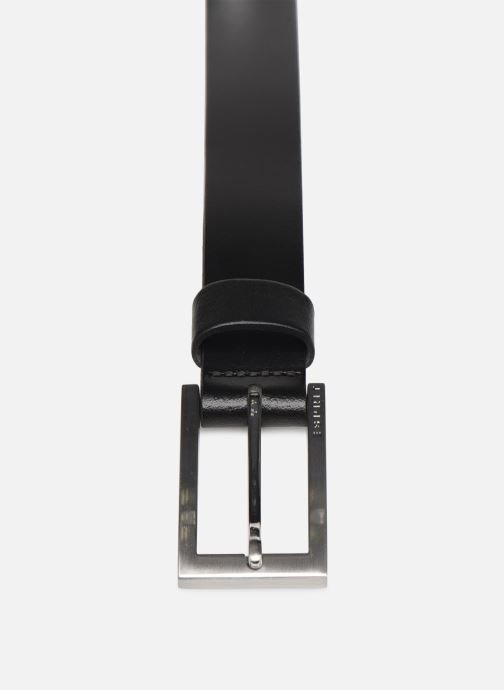 Cinturones Esprit Olaf Belt Belts leather Negro vista del modelo
