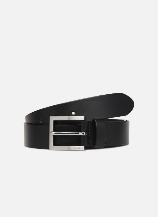 Ceintures Esprit Olaf Belt Belts leather Noir vue détail/paire