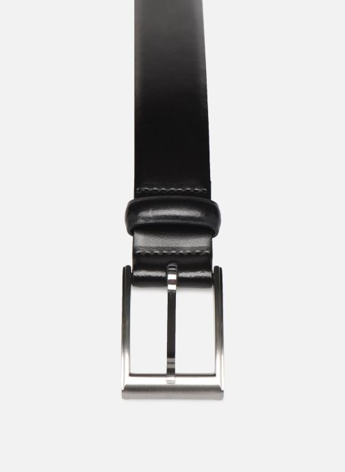 Cinture Esprit Paul belt Belts leather Nero modello indossato