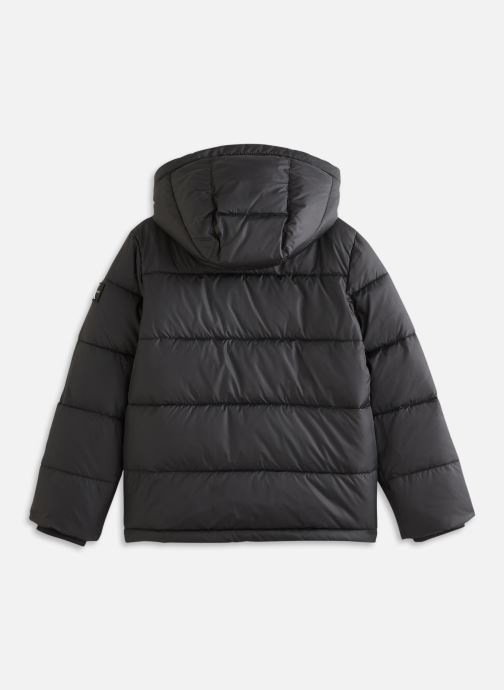 Vêtements Calvin Klein Essential Puffer Jacket Noir vue bas / vue portée sac