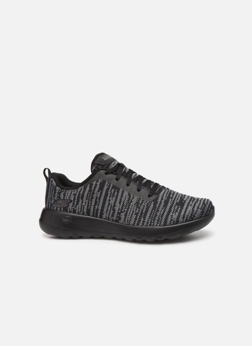 Chaussures de sport Skechers Go Walk Joy/Rapture Noir vue derrière