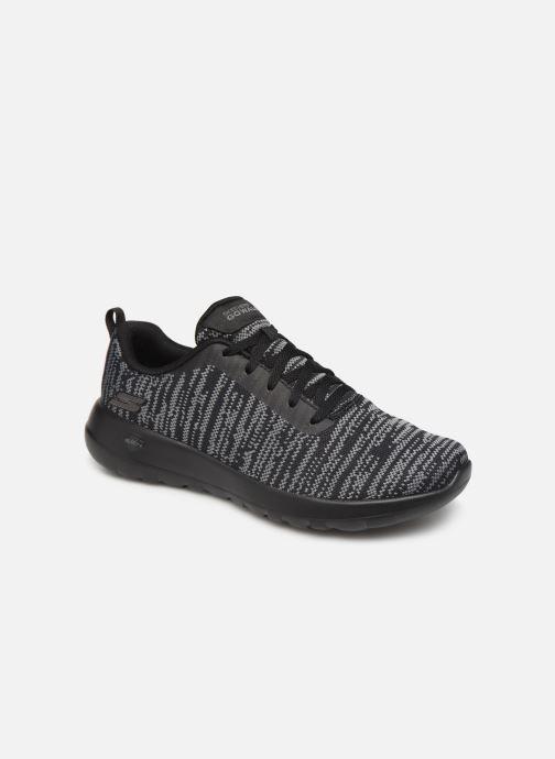 Chaussures de sport Skechers Go Walk Joy/Rapture Noir vue détail/paire