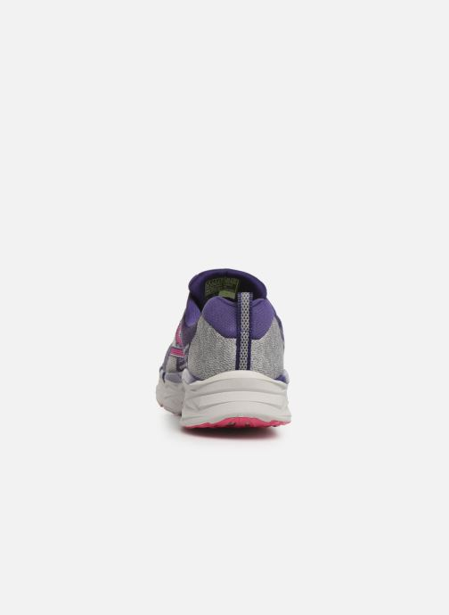Sport shoes Skechers Go Run Max Road 3 Purple view from the right