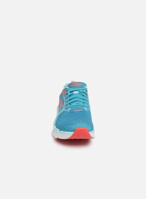 Sportschoenen Skechers Go Run Max Road 3 Blauw model
